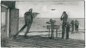 Shooting the crow