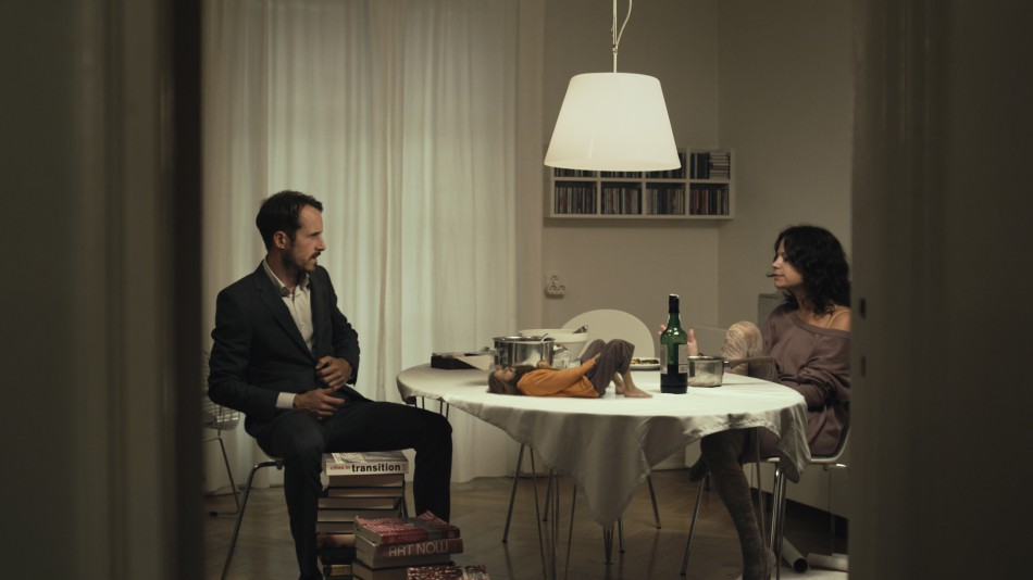 The twin on table, Tvillingen på bordet